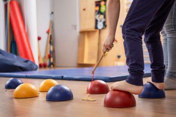 Rehabilitacja dzieci / leczenie skolioz